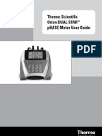 Orion DUAL STAR Meter User Guide (255100-001_B)