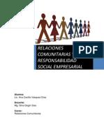 Ensayo+Relaciones+Comunitarias