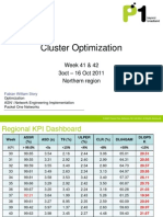 Wimax Cluster Optimization Report Northern3