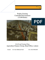 Feasibility Report on Poultry Farming