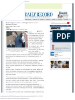 Federal prosecutors willing to unseal more Bromwell docs -- Maryland Daily Record, April 10, 2009