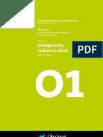 Inmigración, cultura y salud Josep M. Comelles