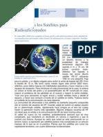 Iniciación a los Satélites para Radioaficionados