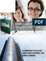 Employees Manual Final