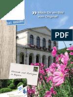 Gartennetzwerk-Broschüre