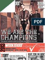 The Weekender 04-17-2013