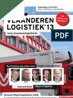 Brochure Vlaanderen Logistiek 2013