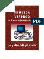 #2 SE BUSCA... Arquímedes Y La Voz En Off Cap II -PDF