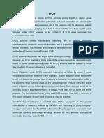 EPCG Scheme
