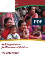 Countdown to 2015_Building a Future for Women and Children
