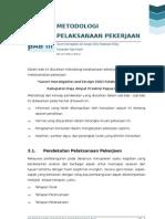 Bab 3 Metodologi Pelaksanaan Pekerjaan FS