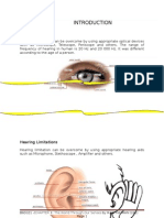 TECHNOLOGICAL DEVICES THAT CAN OVERCOME THE LIMITATIONS OF SIGHT AND HEARING