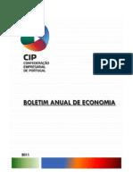 2011 - Boletim Anual de Economia Da CIP