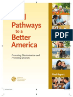 Dual Pathways Report.Preventing Discrimination and Promoting Diversity