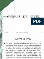 Curvas de Nivel . 2011-II