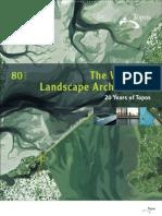 The World of Landscape Architecture