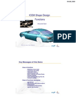 ICEM Shape Design