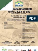 V Jornada Brasilcon - Programação Definitiva