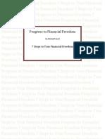 7 Steps to True Financial Freedom