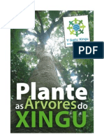 Plante as Arvores Do Xingu