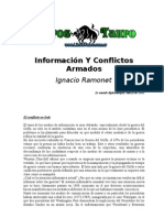 Ramonet, Ignacio - Informacion Y Conflictos Armados