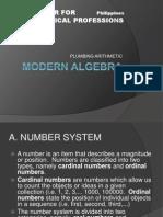 Modern Algebra Final