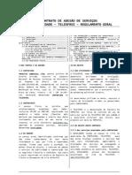 Contrato Telexfree PT