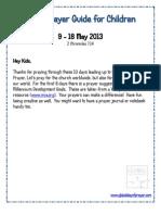 10-day-prayer-guide-for-children-2013