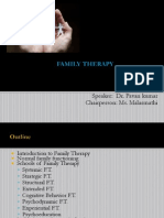 Family Therapy-