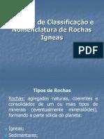 Rochas Igneas