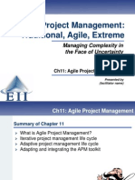EPM6 Slides Ch11 Agile Project Management