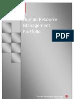 HRM Portfolio