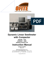 Dynamic Linear Swellmeter 150-80
