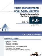 EPM6 Slides Ch01 What is a Project