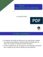 Fotons - Estrutura da Matéria