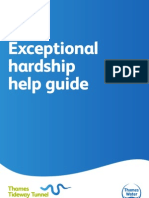 Exceptional Hardship Help Guide - April 2014