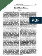 Ambrosius, Epistola de Fide Ad Beatum Hieronymum [Incertus], MLT