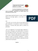 Nicola Ricciardi - Bando Istituto Di Studi Giuridici