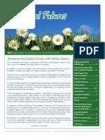 Spring Rural Futures Newsletter 2013