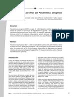 Degradación de parafinas por Pseudomonas aeruginosa MGP-1. Gloria Giraldie Cuellar, Ana María Mesta, Gabriel Pineda, Rosa Salgado.