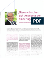 Interview Kindertagespflege