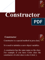 2 Constructor