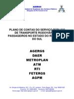 Plano de Contas Locacao Automovel