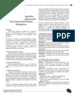 Guía para el diagnóstico y tratamiento de Hipoacusia Neurosensorial Súbita Idiopática