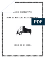 Instructivo Especial Para Leer Partituras