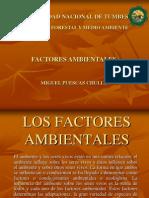 FACTORES BIOTICOS ABIOTICOS