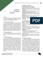 Guía para el diagnóstico y tratamiento de la rinitis alergica