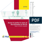 Fra 2012 Access to Justice Social