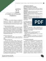 Guia para el diagnóstico y tratamiento de la Rinosinusitis Aguda y Crónica en el Paciente Pediátrico