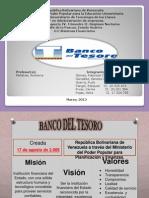 Exposicion Bco Del Tesoro